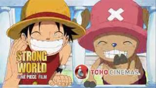 One Piece Movie 10 : Strong World ~ Toho Special Promo Teaser