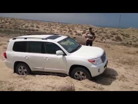 Toyota LC200 crawl control (back)