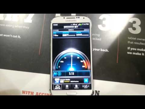 Straight Talk Settings APN - Galaxy S4 - High Priority - Speed Test - Samsung - Tutorial - How To