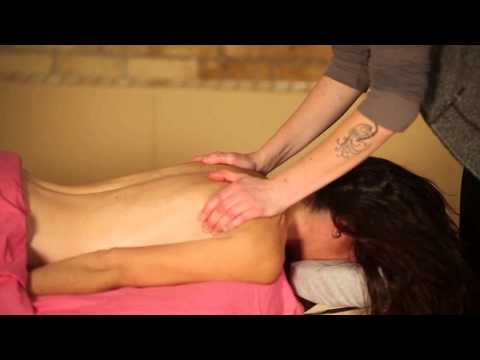 Swedish Massage Part 1 Effleurage
