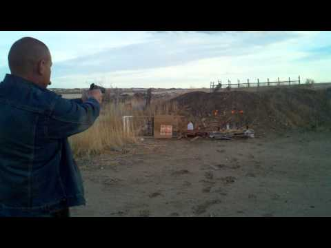 Shooting my American Tactical Imports 1911 Military