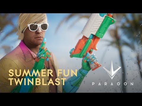 Paragon - Summer Fun Twinblast