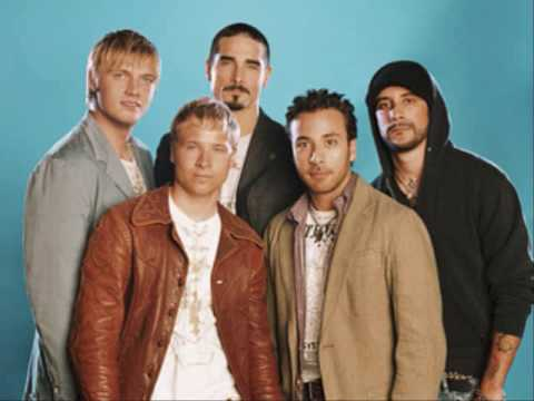 "backStreet boys""-Song For The Unloved"""