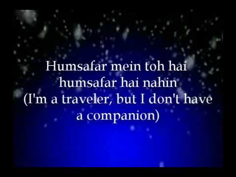 S.K...Tune jo na kaha...lyrics.mp4