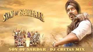 Son Of Sardar - Son Of Sardaar Full Remix Song (Audio) | Ajay Devgn