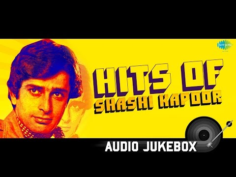 Hits of Shashi Kapoor | Popular Old Hindi Songs| Likhe jo Khat Tujhe