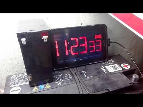 Зарядное устройство BOSCH C3 В Работе.