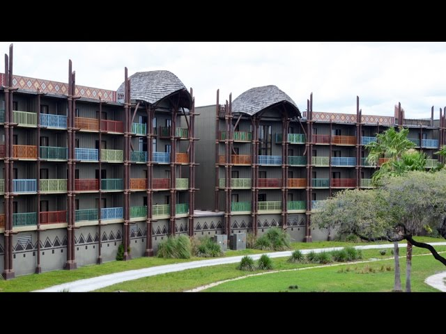 Disney's Animal Kingdom Lodge Kidani Village - 3 Bedroom Grand Villa Detailed Tour, DVC #7861