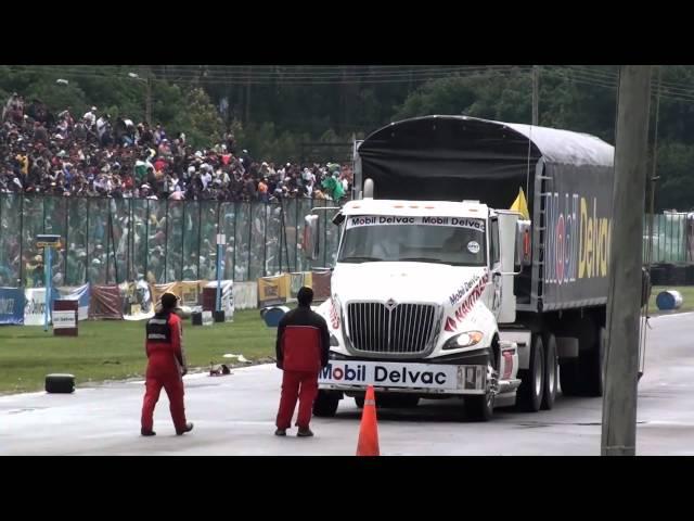 Gran Premio Nacional de Tractomulas 2010 Tocancipá Colombia - Eliminatorias Parte 2