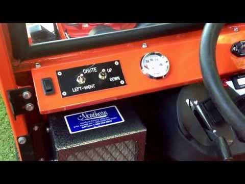 Kubota gr2120 cab
