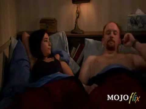 Louis C.K. - After sex discussion ( with Pamela Adlon)