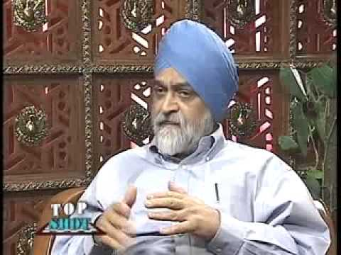 "Interview with Dr Montek Singh Ahluwalia - Part 1 - Lok Sabha TV Programme ""Top Shot"" - Episode 23"