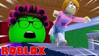 Roblox    Escape The Zombie Grandma Obby!