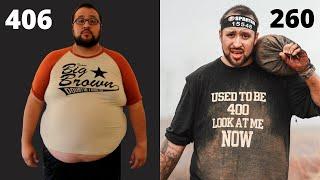 Spartan Race Weight Loss Transformation