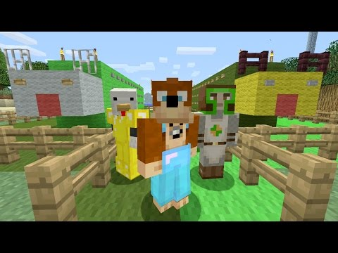 Minecraft Xbox - We're All Winners [217]