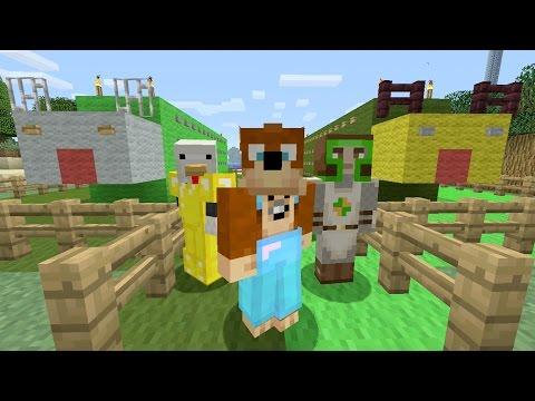 Minecraft Xbox Were All Winners 217