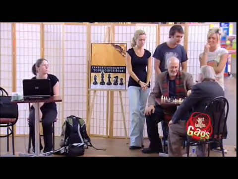 Candid Camera / Caméra Cachée / Just For Laughs / Jean-Christophe Delhaye