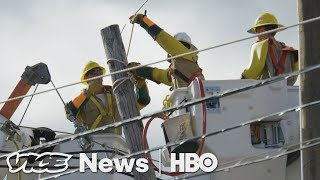 Why It's So Hard To Get The Power Back On In Puerto Rico (HBO)  from VICE News