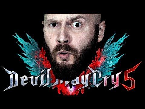 Devil May Cry 5: разбор геймплея и новые подробности