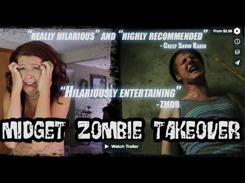 Watch Midget Zombie Takeover (2014) Online Free Putlocker