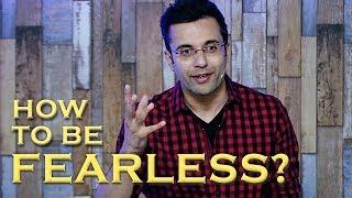 Download How to be FEARLESS - By Sandeep Maheshwari I Hindi 3Gp Mp4
