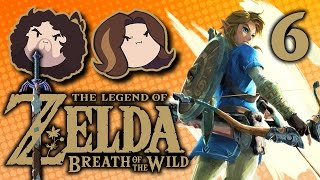 Breath of the Wild: Those Beautiful Opals - PART 6 - Game Grumps