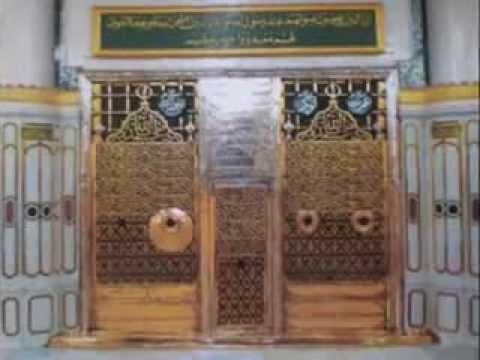 Inside view of Roza e Mubarak of RasoolAllah Sallallaahu Alaihi...