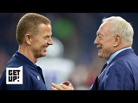 Jerry Jones doesn't want a coach who has a bigger name than him - Marcus Spears | Get Up