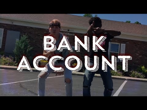 21 Savage - Bank Account (Official Dance Video)