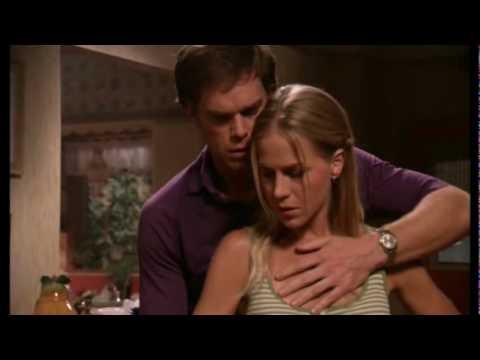 Rita & Dexter (Julie Benz and Michael C. Hall) - I Think I'm Paranoid
