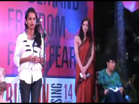 One Billion Rising : The Daughter Of An Indian Sex Worker Rises! video