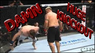 UFC FIGHT NIGHT: HUNT VS. NELSON  FIGHT NIGHT 52 TOKYO Reenactment