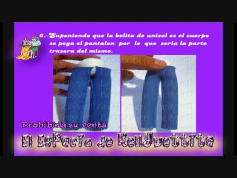 PAP pantalones para fofuchas.wmv
