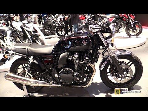 2015 Honda CB1100 Walkaround 2014 EICMA Milan Motorcycle Exhibition
