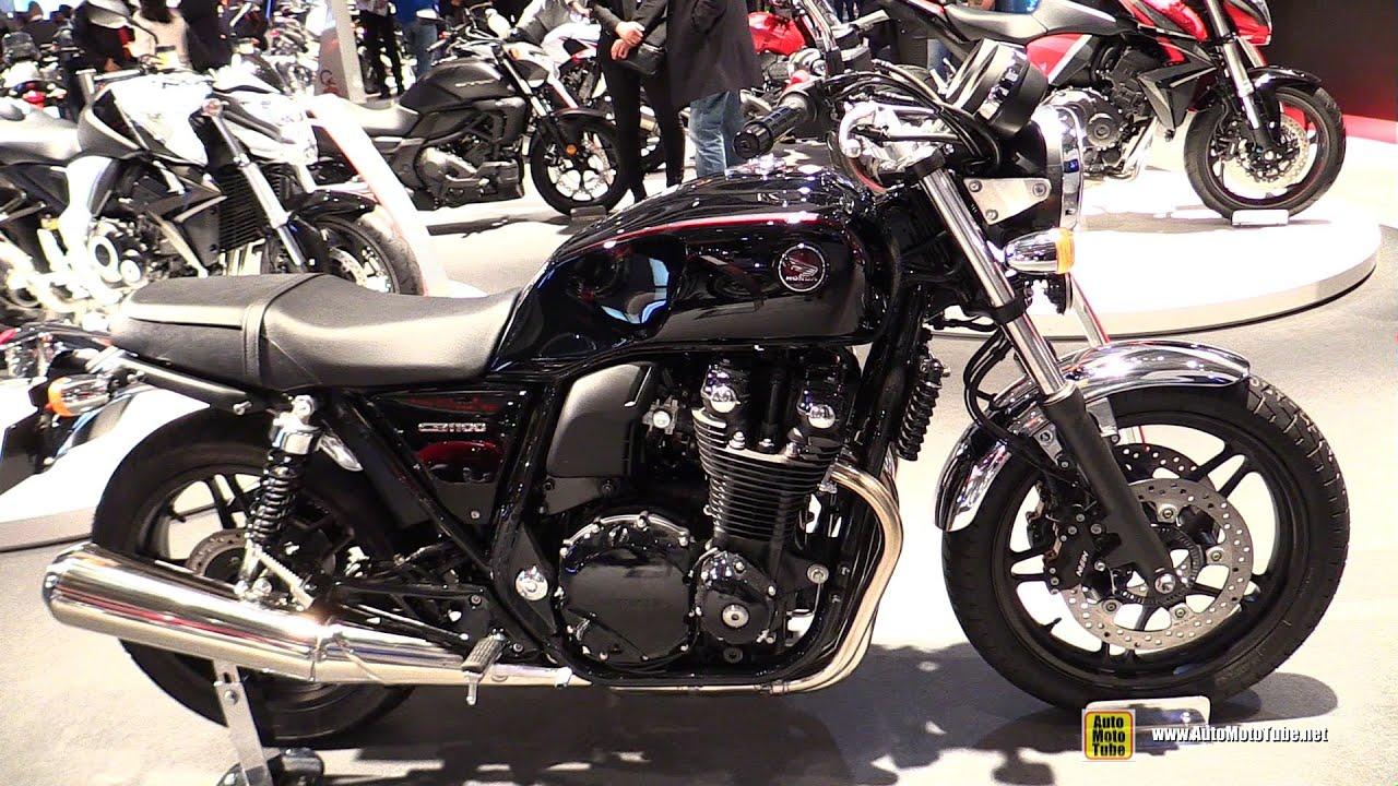 2015 Honda CB1100 - Walkaround - 2014 EICMA Milan Motorcycle ...