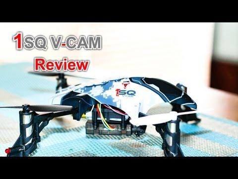 1SQ V-Cam Review - RTF Quadcopter 2.4Ghz - FPV Camera
