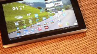 Acer iconia extended review