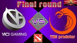 [ HIGHLIGHT ] TOURNAMEN EPICENTER MAJOR DOTA 2 VICI GAMING VS TNC PREDATOR (round 3)