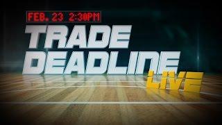 DraftKings NBA Trade Deadline Live
