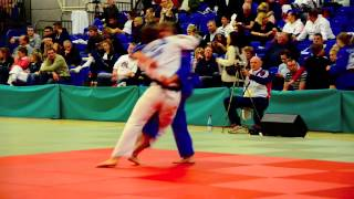 JUDO - Junior British Championships - 2014