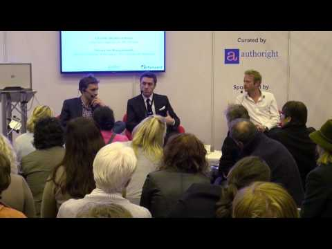 How to Get a Literary Agent - Seminar at The LBF AuthorLounge curated by Authoright, 2013
