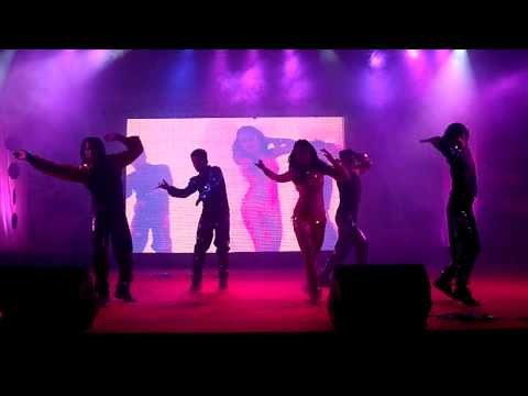 Show In Agra With Rhythm video