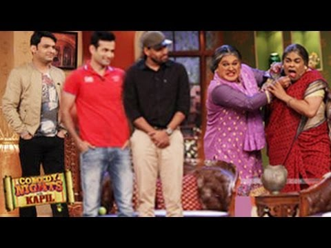 Irfan Pathan & Yusuf Pathan on Comedy Nights with Kapil 13th July 2014 FULL EPISODE-- Kapil Sharma