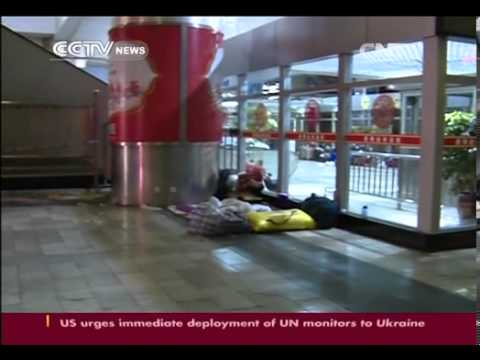Kunming municipal gov't: Attack plotted by Xinjiang separatists