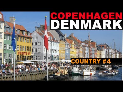 A Tourist's Guide to Copenhagen, Denmark