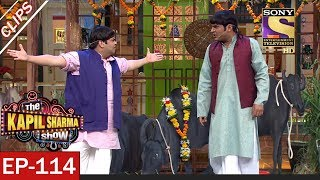 Kapil Sharma and Baccha Yadav's Funny Act - The Kapil Sharma Show - 17th Jun, 2017