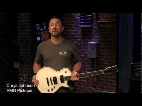 EMG James Hetfield Signature Set Demo