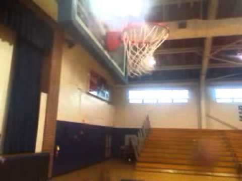 Crim high school dunking