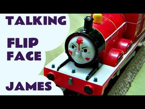 Talking James (Hero Of The Rails) Thomas & Friends Trackmaster Kids toy Train Set Thomas The Tank