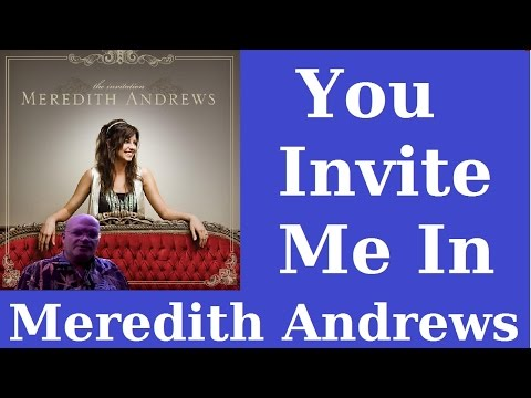 meredith andrews at wcln 107 3 fm  the invitation youinvitemein